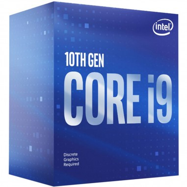 CPU Intel Comet Lake i9-10900F LGA1200 2,80GHz 20MB Cache Box