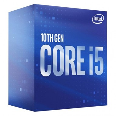 CPU Intel Comet Lake i5-10400F LGA1200 2,90GHz 12MB Cache Box