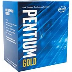 CPU Intel Box Pentium Gold Dual-Core G6400 4,0 Ghz 4M Comet Lake LGA 1200