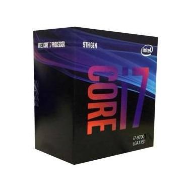 CPU Intel Box Core i7 Processor i7-9700F 3,0Ghz 12M Coffee Lake LGA 1151