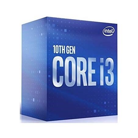 CPU Intel Box Core i3 10100F 3,60Ghz 6M Comet Lake LGA 1200