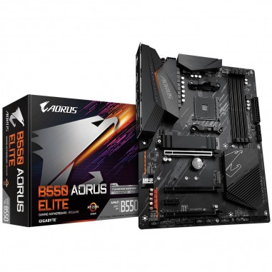Scheda madre Gigabyte GA-B550-AORUS ELITE v2 Socket AM4