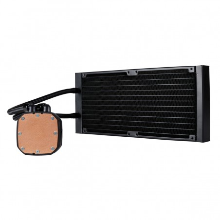Dissipatore a liquido Corsair Cooling Hydro Series H115i Platinum 280mm nero -SPEDIZIONE IMMEDIATA-