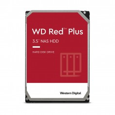 "Hard Disk interno 3,5"" Western Digital Red Plus WD140EFGX 14TB 8,9 600 Sata III 512MB"