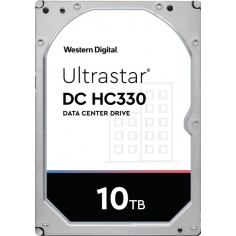 "Hard Disk interno 3,5"" Western Digital Ultrastar DC HC330 WUS721010ALE6L4 10TB 8 600 72 Sata III 256MB"