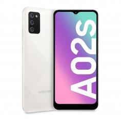 Smartphone Samsung A02s 3 32GB Dual Sim Bianco EU