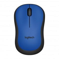 Mouse Logitech M220 Silent blau 910-004879