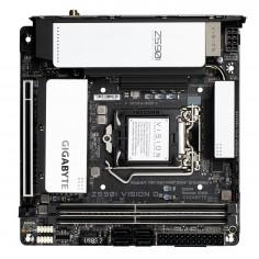 Scheda madre Gigabyte GA-Z590I Vision D LGA 1200