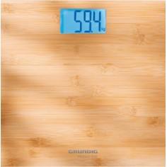 Bilancia pesapersone elettronica Grundig PS 4110 Legno 180 kg