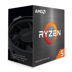 CPU AMD Ryzen 5 5600X Box 3,7 GHz 32 MB L3