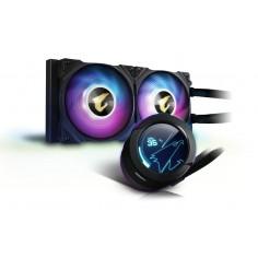 Dissipatore a liquido Gigabyte Aorus Waterforce X 240 D-RGB Nero 240mm