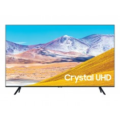 "Smart Tv Samsung 55"" UE55TU8072 LED 4K 2100 PQI WiFi Nero EU"