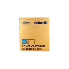 Toner Olivetti ciano B1136 5000 pagine