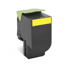 Toner Lexmark giallo 70C2XYE 4000 pagine