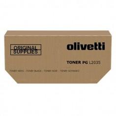 Toner Olivetti nero B0808 PGL2035 12000 pagine