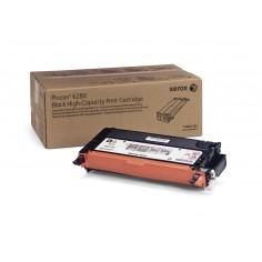 Toner Xerox nero 106R01395 6000 pagine alta capacità