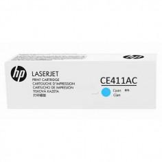 Toner HP ciano CE411AC...