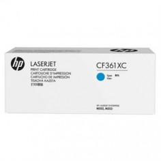 Toner HP ciano CF361XC...