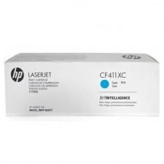 Toner HP ciano CF411XC...