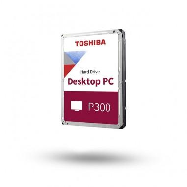 "Hard Disk Toshiba Sata III 3,5"" P300 HDWD220UZSVA 2TB 8,5 600 54 128MB"
