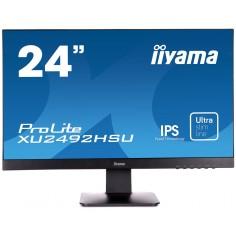 "Monitor iiyama 23.8"" HDMI DisplayPort Nero"