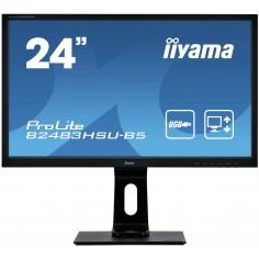 "Monitor iiyama 24"" FullHD TN HDMI Nero"