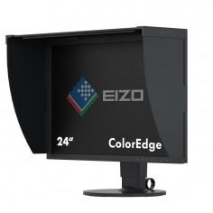 """Monitor EIZO 24.1"""" HDMI DVI DisplayPort USB 3.0 Pivot Nero"""