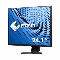 "Monitor EIZO 24.1"" HDMI DisplayPort DVI VGA Nero"