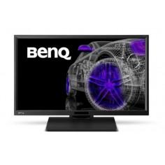 """Monitor BenQ 23.8"""" HDMI DVI-D DisplayPort VGA Audio Nero"""