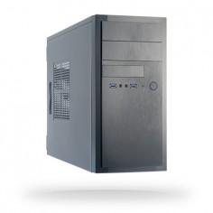 Case Chieftec HT-01B-350GPB con alimentatore da 350W Nero