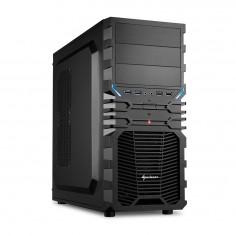 Case Sharkoon VG4-V Nero