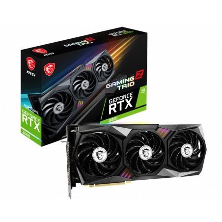 Scheda Video MSI GeForce RTX 3060 GAMING Z TRIO 12GB LHR