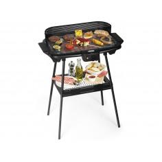 Barbecue elettrico PRINCESS 47x28CM 2000W NERO