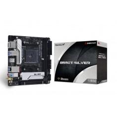 Scheda Madre Biostar B550T-SILVER AM4 mini ITX