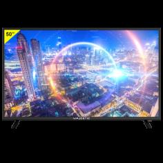 """TV LED Majestic ULTRA HD 50"""""""